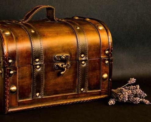 magiczny kufer