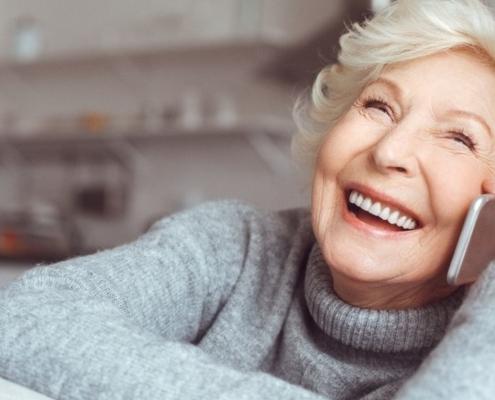 serdeczny telefon dla seniorów