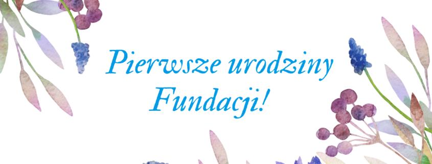 Urodziny fundacji